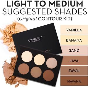 Anastasia Cosmetics Contour Kit - Light to Medium